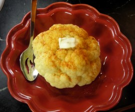 Cauliflower – The Virginia House-Wife, pg 123 / Mary Randolph